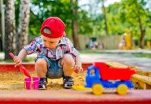 Zabawki do ogrodu dla chłopca i dziewczynki